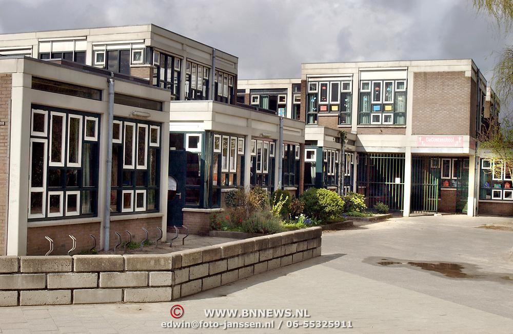 Basischool de Dacostaschool Huizen heeft problemen tussen leraar en schoolhoofd