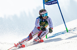 MEILLARD Loic of Switzerland competes during the Audi FIS Alpine Ski World Cup Men's Giant Slalom 58th Vitranc Cup 2019 on March 9, 2019 in Podkoren, Kranjska Gora, Slovenia. Photo by Matic Ritonja / Sportida