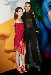 September 11, 2018 - New York City, New York, USA - 9/10/18.Anna Kendrick and Blake Lively at the world premiere of ''A Simple Favor'' held at The Museum of Modern Art in New York City..(NYC) (Credit Image: © Starmax/Newscom via ZUMA Press)