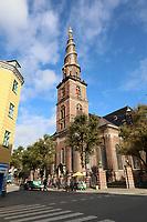 Church of Our Saviour, General Views of Copenhagen, Denmark, 07 October 2019, Photo by Richard Goldschmidt