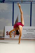Jessica Cata della Concordia gareggia al Campionato Regionale Specialità Gold a Candelo in Piemonte il 12-09-21.