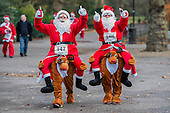 Santa Run Battersea Park