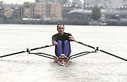 "Putney. London. GREAT BRITAIN;  <br /> <br /> 1995 Thames World Sculling Championships, Putney to Mortlake. Championship Course, River Thames.<br /> <br /> [Mandatory Credit; ""Photo, Peter Spurrier/Intersport-images]"