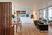 Sepi Residence | Frank Harmon Architect <br /> | Raleigh, NC