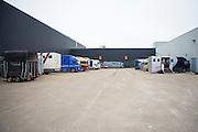 Vrachtwagens<br /> KWPN Hengstenkeuring 2017<br /> © DigiShots - Jessica van Herk