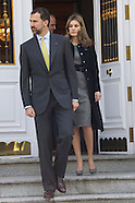 030711 spanish royals lunch with chilean president