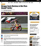 https://thethaiger.com/news/national/marquez-beats-dovizioso-in-buri-ram-motogp-thriller