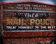Sutton Theatre building, Davis, West Virginia