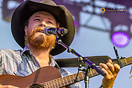 Colter Wall performs at the Under The Big Sky Music Festival in Whitefish, Montana, USA