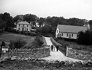 A rural scene outside Killarney in the 1950's..Picture by Harry MacMonagle