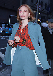 NEW YORK, NY - DECEMBER 7: Kate Bosworth at GMA Day promoting new movie Nona in New York City. December 07, 2018. CAP/MPI/RW ©RW/MPI/Capital Pictures. 07 Dec 2018 Pictured: Kate Bosworth. Photo credit: RW/MPI/Capital Pictures / MEGA TheMegaAgency.com +1 888 505 6342