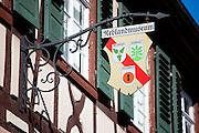 Reblandmuseum in Black Forest town of Schiltach, Bavaria, Germany
