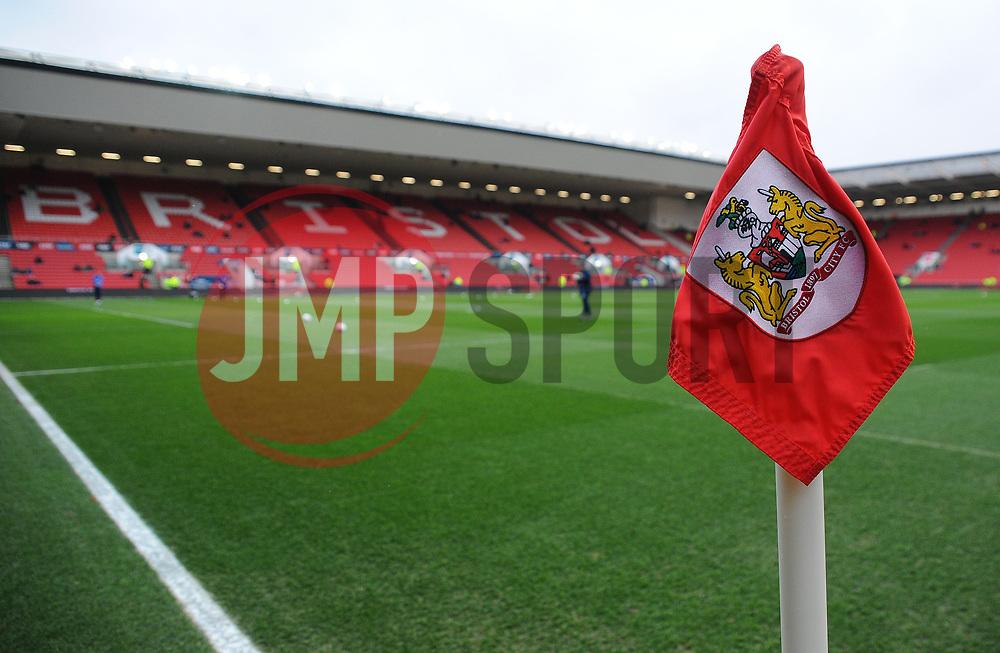 Ashton Gate Stadium - Mandatory by-line: Nizaam Jones/JMP - 17/03/2018 - FOOTBALL - Ashton Gate Stadium- Bristol, England - Bristol City v Ipswich Town - Sky Bet Championship