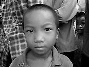 Boy near Duyun, Guizhou Province, China.