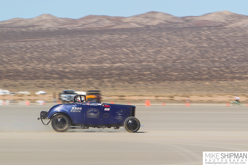Youngbloods Rods, 3249, eng F, body BSTR, driver Ali Youngblood, 81.775 mph, record 174.177