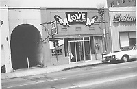 1975 Love Parlour in Hollywood