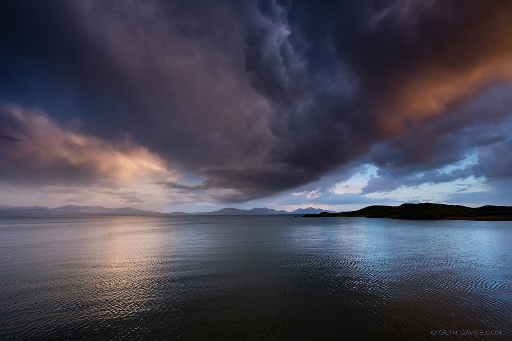 The most incredible skies just before torrential rain on a deserted beach. I had my brolly at the ready and continued to shoot even as the rain started. Love being immersed in nature ike this.