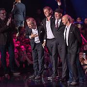 NLD/Amsterdam/20180905- Uitreiking 3FM Awards 2018, Blof wint de award voor Beste Nummer