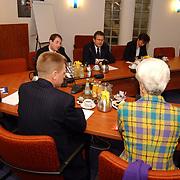 Minister Sybilla Dekker bezoekt het Waarborgfonds Huizen