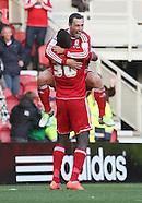 Middlesbrough v Bolton Wanderers 271012