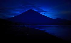 Sunrise over Amed, Bali, Indonesia