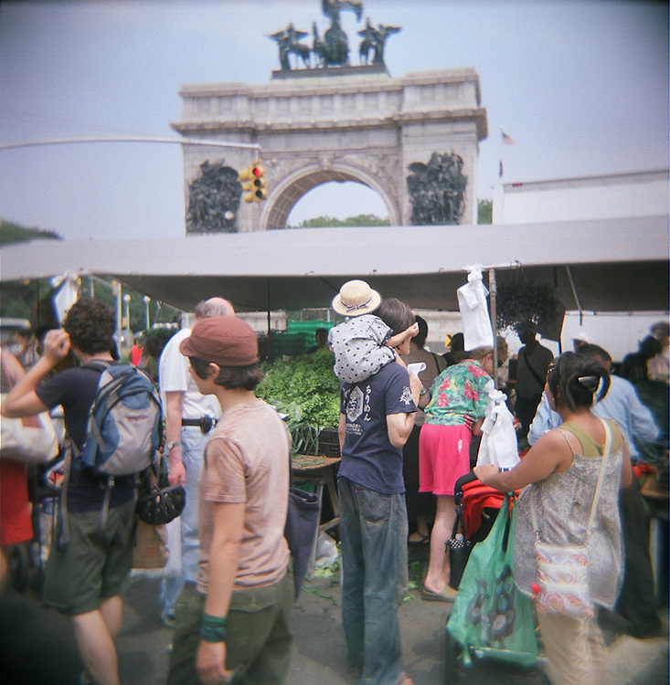 Grand Army Plaza, Park Slope, Brooklyn, 2008
