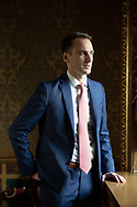 CLIENT: FORTUNE MAGAZINE<br /> <br /> Michael Kratsios, Deputy Assistant to the President for Technology Policy and Deputy U.S. Chief Technology Officer, in the Eisenhower Executive Office Building at the White House, in Washington, D.C.