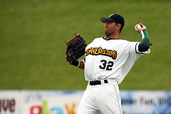 09 June 2011: Asif Shah during a game between the Lake Erie Crushers and the Normal Cornbelters at the Corn Crib in Normal Illinois.