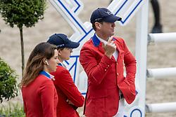 Team USA, Ward McLain, Deslauriers Lucy, Sternlicht Adrienne, USA<br /> CHIO Rotterdam 2021<br /> © Dirk Caremans<br />  02/07/2021