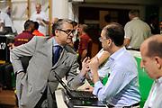 DESCRIZIONE : Siena Lega A 2008-09 Playoff Finale Gara 2 Montepaschi Siena Armani Jeans Milano<br /> GIOCATORE : Valentino Renzi Luca Chiabotti<br /> SQUADRA : <br /> EVENTO : Campionato Lega A 2008-2009 <br /> GARA : Montepaschi Siena Armani Jeans Milano<br /> DATA : 12/06/2009<br /> CATEGORIA : ritratto<br /> SPORT : Pallacanestro <br /> AUTORE : Agenzia Ciamillo-Castoria/G.Ciamillo