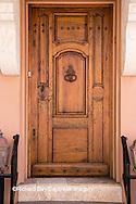 63412-01113 Brown door in St Augustine, FL