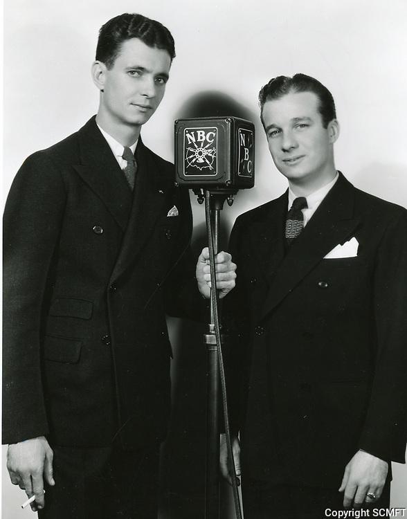1933 Lum & Abner broadcast from NBC