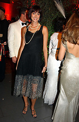 MRS SEB BISHOP she was model Heidi Wichlinski at Andy & Patti Wong's Chinese New Year party to celebrate the year of the Rooster held at the Great Eastern Hotel, Liverpool Street, London on 29th January 2005.  Guests were invited to dress in 1920's Shanghai fashion.<br /><br />NON EXCLUSIVE - WORLD RIGHTS