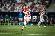 Ivan Rakitic of Croatia during the 2018 FIFA World Cup Russia, final football match between France and Croatia on July 15, 2018 at Luzhniki Stadium in Moscow, Russia - Photo Thiago Bernardes / FramePhoto / ProSportsImages / DPPI