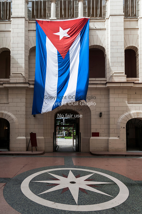 Cuba, La Havane, quartier Habana Centro, Musée de la Révolution // Cuba, La Havana, Habana Centro quarter, Revolution Museum