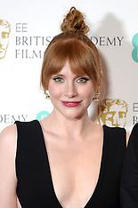 London: 70th British Academy Film Awards - 12 Feb 2017
