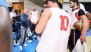 DESCRIZIONE : Bormio Lega A 2014-15 amichevole Acea Virtus Roma - Darussafaka Dogus<br /> GIOCATORE : Luca Dalmonte<br /> CATEGORIA : allenatore coach<br /> SQUADRA : Acea Virtus Roma<br /> EVENTO : Valtellina Basket Circuit 2014<br /> GARA : Acea Virtus Roma - Darussafaka Dogus<br /> DATA : 03/09/2014<br /> SPORT : Pallacanestro <br /> AUTORE : Agenzia Ciamillo-Castoria/R.Morgano<br /> Galleria : Lega Basket A 2014-2015  <br /> Fotonotizia : Bormio Lega A 2014-15 amichevole Acea Virtus Roma - Darussafaka Dogus<br /> Predefinita :