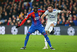 December 26, 2018 - London, England, United Kingdom - London, England - 26 December, 2018.L-R Crystal Palace's Cheikhou Kouyate and Cardiff City's Joe Ralls.during English Premier League between Crystal Palace and Cardiff City at Selhurst Park stadium , London, England on 26 Dec 2018. (Credit Image: © Action Foto Sport/NurPhoto via ZUMA Press)