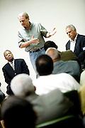 Belo Horizonte_MG, Brasil...O candidato a prefeito de Belo Horizonte pela coligacao Alianca por BH, Marcio Lacerda (PSB), se reune com pastores da Assembleia de Deus para discutir suas propostas de governo...The candidate Marcio Lacerda (PSB), meets with pastors of the Assemblies of God and to discuss their proposals for government...Foto: LEO DRUMOND /  NITRO