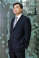 CHINA / Shanghai<br /> <br /> CEO of Citygroup Cheeping Yap<br /> <br /> © Daniele Mattioli Shanghai China Corporate and Industrial Photographer  for Investor Magazine
