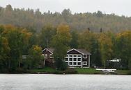 11th September 2008, Wasilla, Alaska. US Republican Vice Presidential pick Sarah Palin's Lake Lucile home. PHOTO © JOHN CHAPPLE / REBEL IMAGES.tel: +1-310-570-910