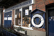 The Nottage Maritime museum, Wivenhoe, Essex, England