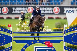 Balsinger Bryan, SUI, Dubai de Bois Pinchet<br /> CHIO Aachen 2019<br /> Weltfest des Pferdesports<br /> © Hippo Foto - Stefan Lafrentz<br /> Balsinger Bryan, SUI, Dubai de Bois Pinchet