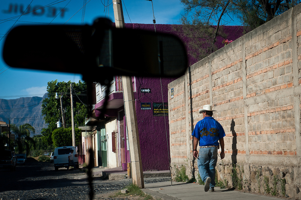 The quiet town of Tequila is home to José Cuervo, Sauza, and several other major international tequila producers.