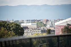 22 September 2017, Geneva, Switzerland: View of central Geneva.