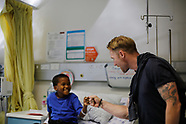 Red Cross visit