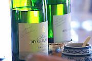 Chenin Blanc Dedicace. Chateau Rives-Blanques. Limoux. Languedoc. France. Europe. Bottle.