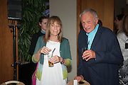 RUTH ROGERS; RICHARD ROGERS, Chickenshed Kensington and Chelsea's Summer Show and Dinner, The Hurlingham club. London. 9 May 2013