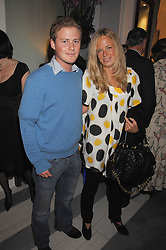 ASTRID HARBORD and GUY PELLY at a preview of Garrard's new collections and celebrates a Kaleidoscope of Colour at Garrard, 24 Albemarle Street, London on 10th May 2007.<br /><br />NON EXCLUSIVE - WORLD RIGHTS
