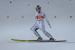 03.03.2021, Oberstdorf, GER, FIS Weltmeisterschaften Ski Nordisch, Oberstdorf 2021, Damen, Skisprung, HS137, Einzelbewerb, im Bild Sophie Sorschag (AUT) // Sophie Sorschag of Austria during the women ski Jumping HS137 single competition of FIS Nordic Ski World Championships 2021 Oberstdorf, Germany on 2021/03/03. EXPA Pictures © 2021, PhotoCredit: EXPA/ Dominik Angerer